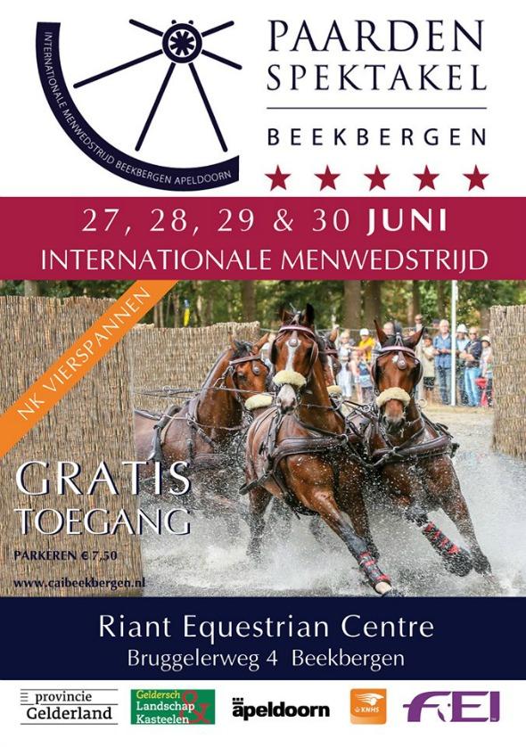 Beekbergen/Ned, Concorso Int.le 2*-3* @ Riant Eq. Centre, Bruggelerweg 4