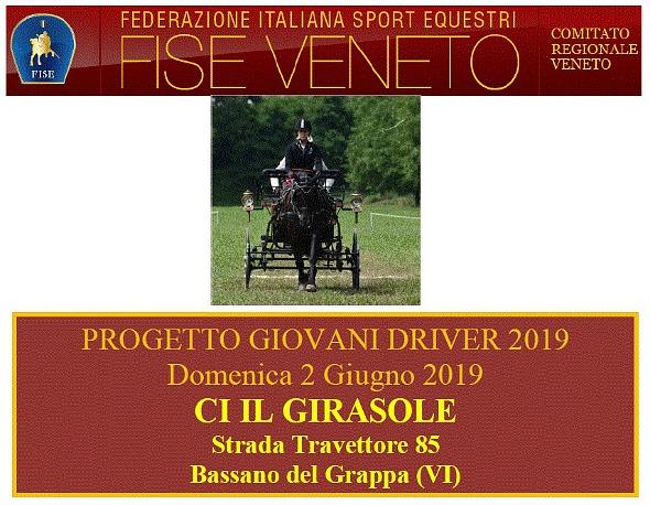 Bassano del Grappa/VI, stage giovani @ C.I. Il Girasole, Strada Travettore 85
