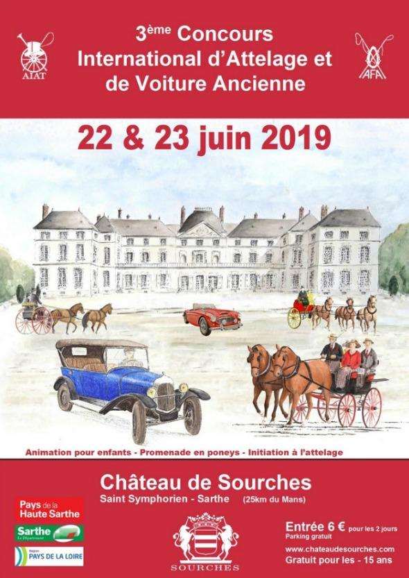 Chateau de Sourches, Francia - CIAT @ Chateau de Sourches