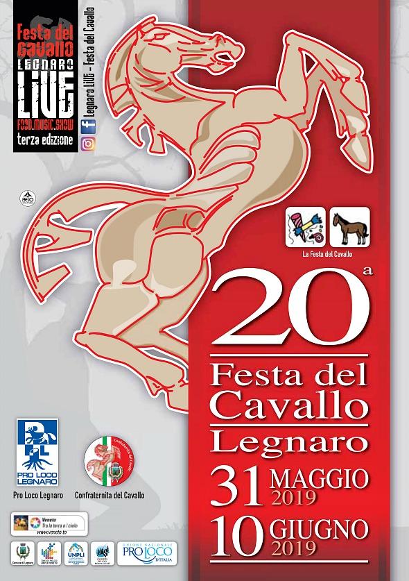 Legnaro/Pd, Festa del Cavallo @ Piazza Costituzione