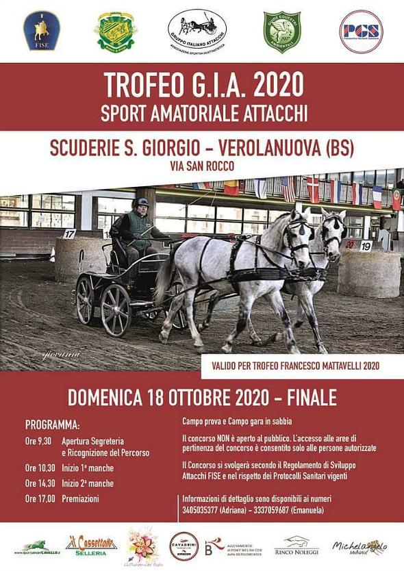 Verolanuova/BS, derby amatoriale @ Scuderie S. Giorgio, via San Rocco
