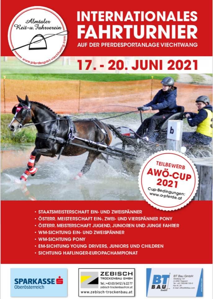 Viechtwang/Aut, CAI 2* H1, 3* HP1-2-4 @ Almtaler Reit- und Fahrverein, Beim Bach 12a