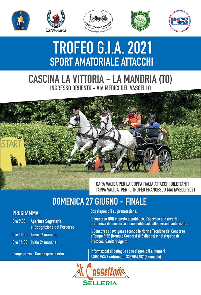 Druento/TO, gara amatoriale GIA @ La Mandria, Cascina Vittoria